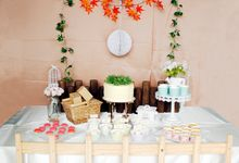 Dessert Table 2 by Homebakee