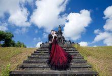 Eddy & Amy Prewedding by tomodachi photography