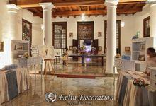 Endri & Maria Wedding by Evlin Decoration