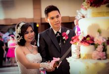 Yehan & Helsa Wedding day by PhiPhotography