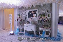 Edwin & Agustine by Evlin Decoration