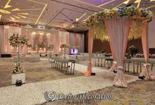 Lung Lung & Andrea Wedding by Evlin Decoration