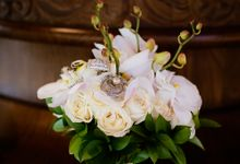 The Wedding of Anthony & Melissa by The Swan Decoration