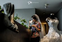 Andry & Stefani Wedding Day by PhiPhotography