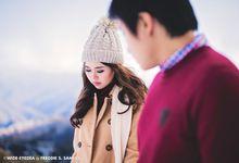 Prewedding - Erwin & Maryana by Keziah Shierly Makeup Artist