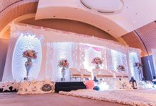 Wedding Experience at Alila Jakarta by Sparks Luxe Jakarta