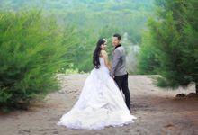 Gaun Prewedding by SACHI BRIDE