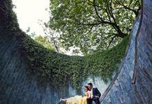 You are The Best I Ever Have - Adhi & Novi Pre wedding by XQuisite Photography