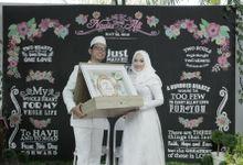 Nadia & Ali Wedding by Fero Photobooth