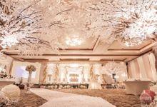 Wedding Receptions by Millennium Hotel Sirih Jakarta