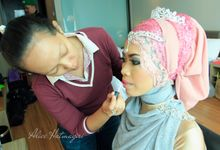 Prewedding Photoshoot Gesty and Ardo by Alice Hatmagiri Makeup Artists