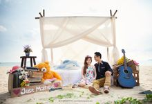 Agus & Lia Pre-wedding by HD Photography