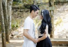 prewedding Ria + Irawan by twentyfour pictures