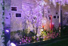 Garden by Evlin Decoration