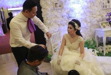 MC Wedding Of Hendra & Sherly by Elbert Yozar