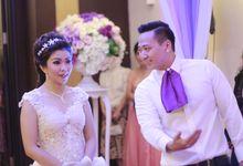 MC Wedding Of Hendra & Sherly by Elbert yozar Mc