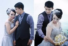prewedding Rina + M Nursidik by twentyfour pictures