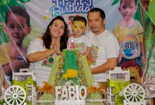 Birthday Party Fabio by OLDI PICTURE