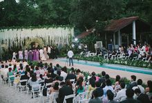 Marco and Lara Celebrity Wedding by Leighton Andante