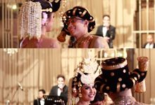Zivanna & Haries Wedding by Chocolatesounds