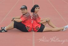 Photoshoot prewedd by Alice Hatmagiri Makeup Artists