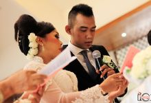 Ventin & Dharma Wedding by Orion Art Production