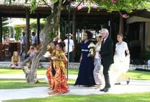 Annisa & Wikdhal Wedding at The Westin Bali by The Westin Resort Nusa Dua, Bali