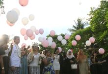 Annisa & Wikdhal Wedding at The Westin Bali by The Westin Resort Nusa Dua, Bali