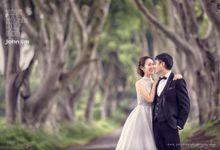 IRELAND Pre-Wedding Photography by John Lim by John Lim Photography