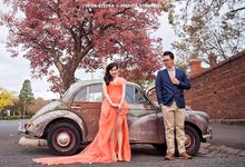 Prewedding - Andrew & Gisela by Keziah Shierly Makeup Artist