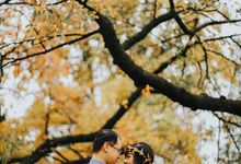 The Prewedding of Dipta and Stella - Tokyo by Lighthouse Photography