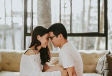 Prewedding of Stefanus and Riana, Bandung by Lighthouse Photography