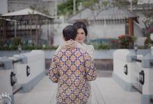 Wangi&Fadli  Postwedd by Milestone Projects