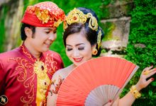 Prewedding Oka & Yuni by NOX Photography