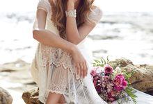 Anna Campbell Spirit collection by Melonie Santos Makeup Artist