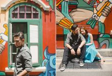 The Engagement Session of JC and Em by ryan ortega | photo