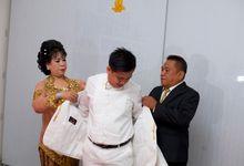 The Wedding of Dodi & Margaretha by Mon'Amie Organizer