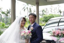 The Wedding Of Bertinus & Nicke by Priority Rent car