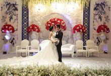 Wedding Handoko & Lydia by Alila Jakarta Hotel