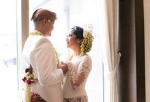 Nita & Mahayuhadi Wedding by One Heart Wedding