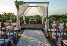 Wedding Set Up by The Shanti Residence Nusa Dua