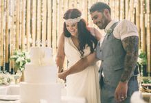 THE WEDDING - ENRICO & ALEX by Aditi Niranjan Photography