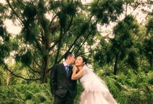 My own Pre wedding in Thailand by Depthofeel
