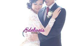 Wedding Day Of Charles & Putri by Edelweis Organizer