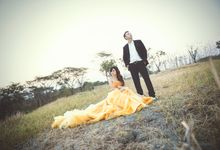 prewedding okhy & lenta by eXalt