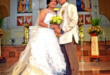 AJ and Tin Nuptials by Litz V Photo-Video Studio