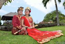 Bali Prewedding by DOT NEF BALI PHOTOGRAPHY