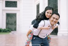 Jessica & Willi Pre Wedding by Chroma Pictures