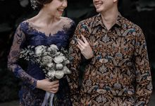 Anza & Oki Engagement by Memorize Photography