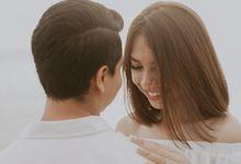 Anza & Oki Prewedding by Memorize Photography
